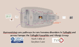 Harmonising care pathways in rare immune disorders in Tallag