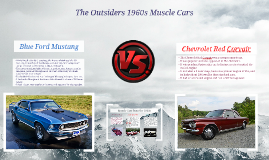 The Outsiders 1960s Cars