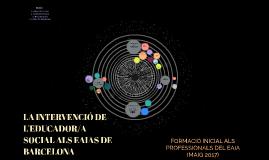 Copy of LA INTERVENCIÓE L'EEDUCADOR/A