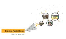 Coolest Agile Board