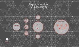 Nova República e Ditadura Militar
