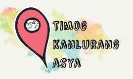 Copy of Timog-kanlurang asya