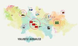 Copy of Valores morales