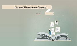 Unequal Educational Funding