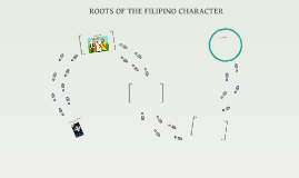 roots of filipino character What is the root word of character  what is the difference between the roots of the filipino character and the roots of italy character its big,.