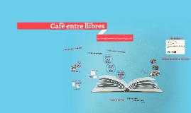 Cafè entre llibres