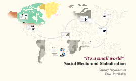 Social Media and Globalization