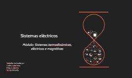 Copy of Módulo: Sistemas termodinâmicos, eléctricos e magnéticos