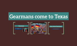 Gearmans come to Texas