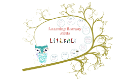 Learning literacy skills