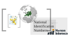 National Identification Numbers