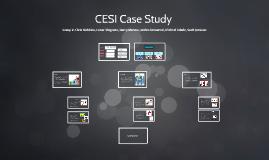 CESI Case Study