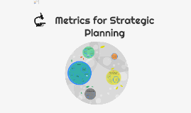 Metrics for Strategic Planning