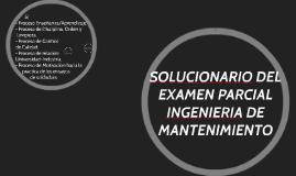 SOLUCION DEL EXAMEN