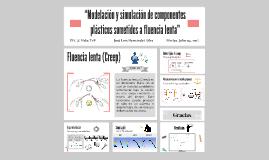 """""""Modelación y simulación de componentes plásticos sometidos"""