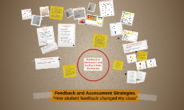 Assessment Strategies and Feedback