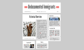Copy of Undocumented Immigrants