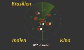 NIC-LÄNDER