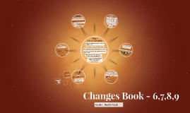 Changes Book - 6,7,8,9