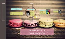 Copy of CLASIFICACIÓN DE LAS BARRERAS DE LAS BARRERAS