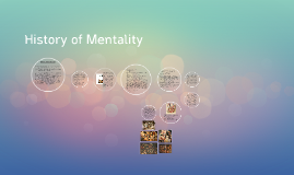 History of Mentality
