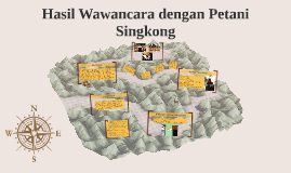 Hasil Wawancara dengan Petani Singkong