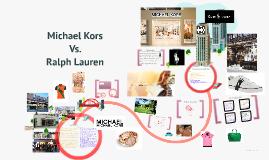 Michael Kors & Ralph Lauren