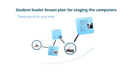 Student Leader Presentation