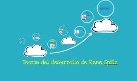 Copy of Teoría del desarrollo de Rene Spitz