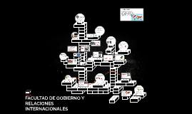 FACULTAD DE GOBIERNO Y RELACIONES INTERNACIONALES