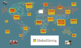 What is GlobalGiving?