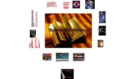 Copy of Kurani dhe shkenca