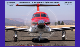 AHCP: Human Factors in Aeromedical Flight Operations