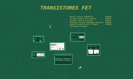 TRANSISTORES FET