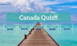 Canada Quiz!!!