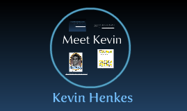 Kevin Henkes Author/Illustrator