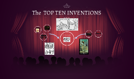 The TOP TEN INVENTIONS