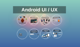 android ui / ux