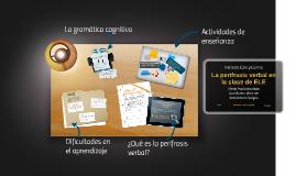 Copy of Perífrasis verbal: