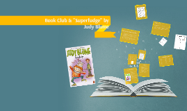 "Book Club & ""Superfudge"" by Judy Blume"