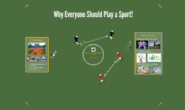 Why Everyone Should Play a Sport!