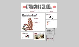 AVALIAÇÃO PSICOLÓGICA - ABUSO SEXUAL