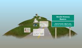 Copy of World History Basics