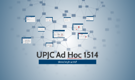 UPJC Ad Hoc 1514