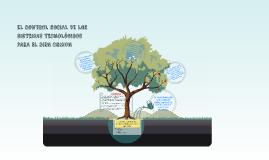 Copy of el control social de los sistemas tecnologicos para el bien