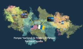 Parques Nacionales en los Estados Unidos y las Islas Canaria