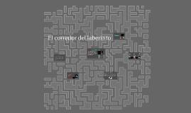 Copy of El corredor del laberinto