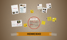 Copy of HOMICIDIO