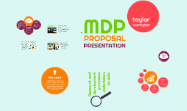 MDP Proposal Presentation