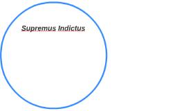 Supremus Indictus